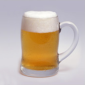 博多・中州の餃子はビールのつまみ